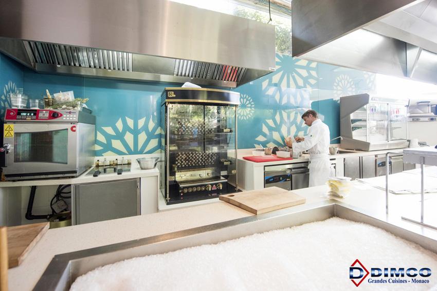 Vente Cuisine Professionnelle Sur Mesure Pour Particulier - Cuisine professionnelle pour particulier